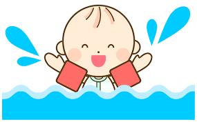川崎駅 整体 ゼロスポアドバンス川崎 『赤ちゃんのプールデビュー』